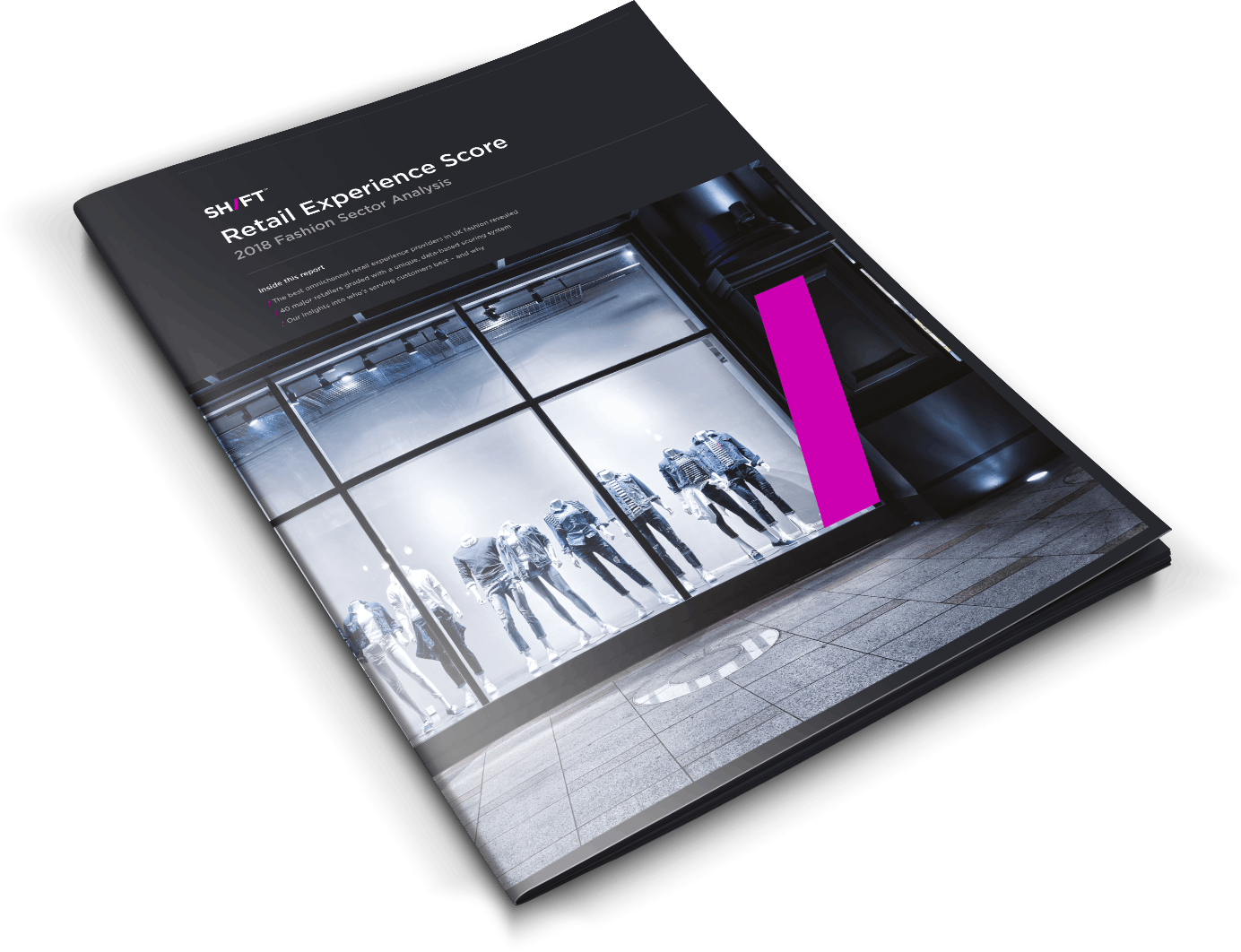 The 2018 Retail Experience Score (RES) Fashion Analysis